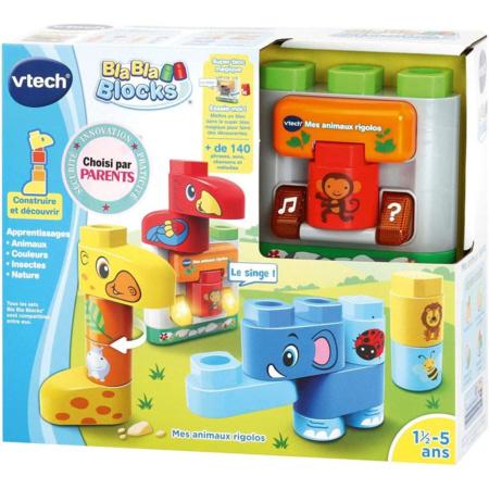 Bla Bla Blocks - Mes animaux rigolos VTECH 2