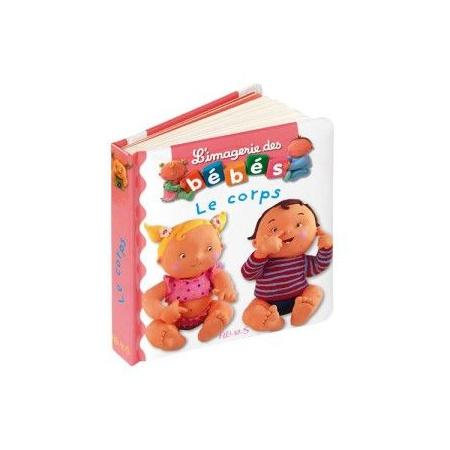 Livre Le corps / L'imagerie des bébés 1