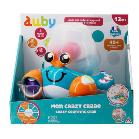 Mon Crazy Crabe AUBY 3