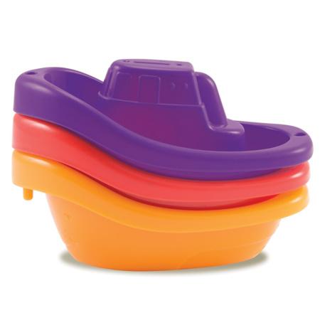 Train de bateaux pour le bain 2