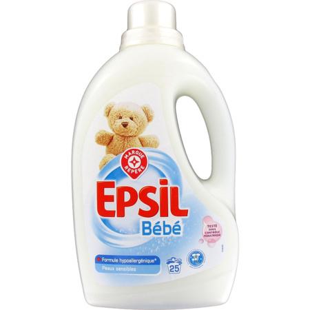 Lessive bébé Epsil LECLERC 1