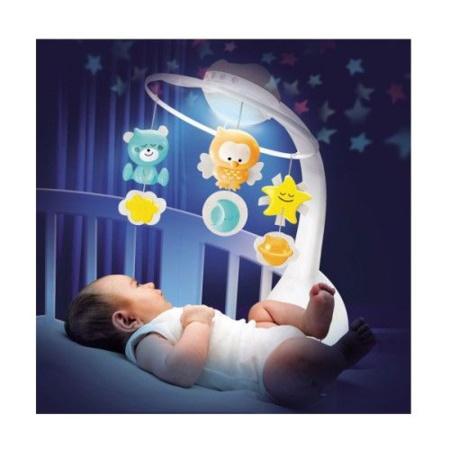 Mobile douce nuit 3 en 1 INFANTINO BKIDS 2