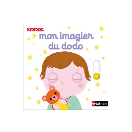 Livre Mon imagier du dodo - Kididoc NATHAN 1