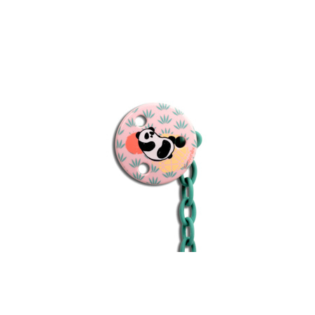 Attache-sucette Collection Panda Total Look Physio SUAVINEX 1