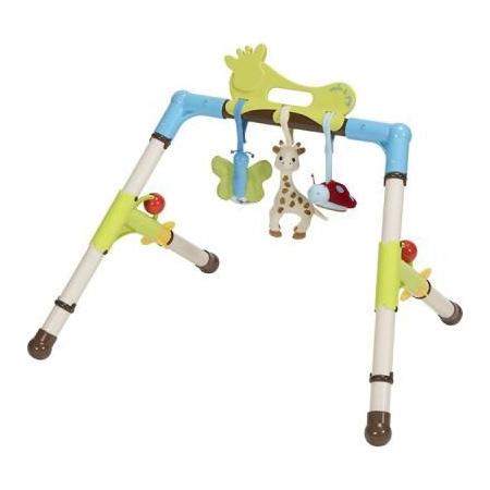 Portique bébé évolutif sophie la girafe VULLI 1