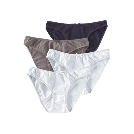 Culottes de grossesse coton stretch (x4) 1