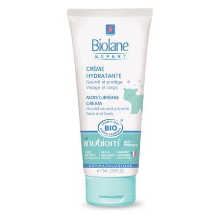 Crème Hydratante visage et corps Bio BIOLANE EXPERT 1