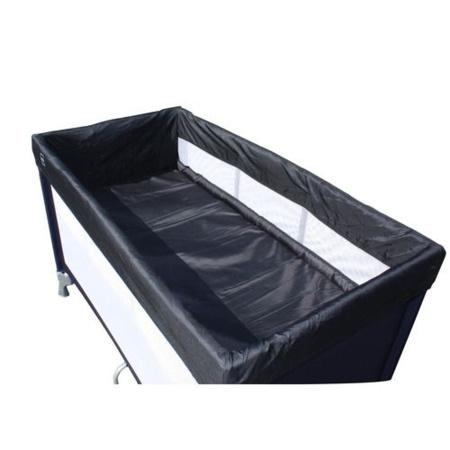 Bassinet Réhausseur pour lit parapluie 1