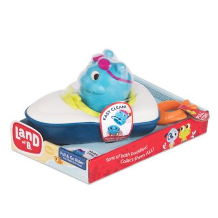 Jeu de bain hippo BRANFORD 1