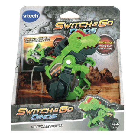 Dinos Switch And Go VTECH 1