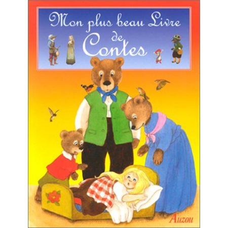Mon plus beau livre de contes EDITIONS AUZOU 1