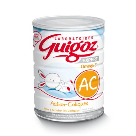 Lait Expert AC - Action Coliques  GUIGOZ 1