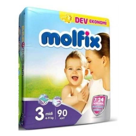 Couches Molfix MOLFIX 1