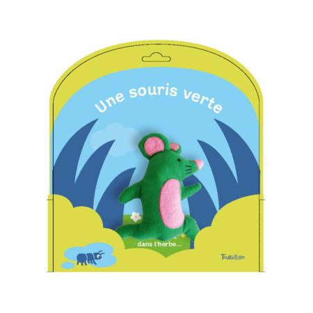 Livre Une souris verte EDITIONS TOURBILLON 1