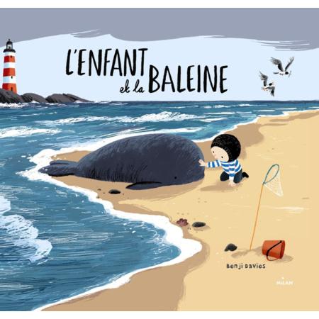 Livre L'enfant et la baleine MILAN 1