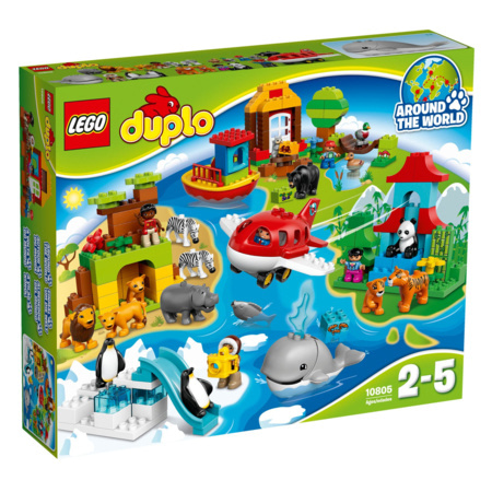 Duplo - Le tour du monde LEGO 2