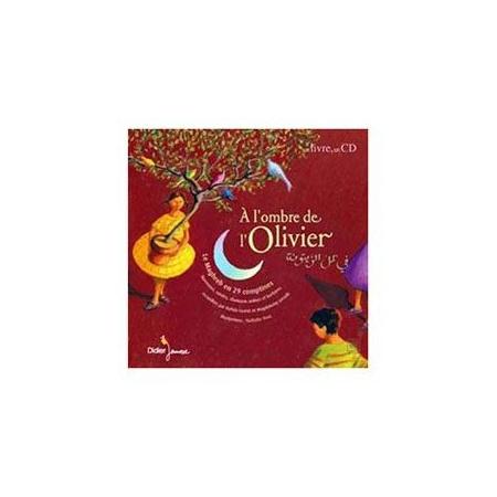 A l'ombre de l'Olivier Livre CD  1