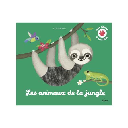 Livre Les animaux de la jungle MILAN 1