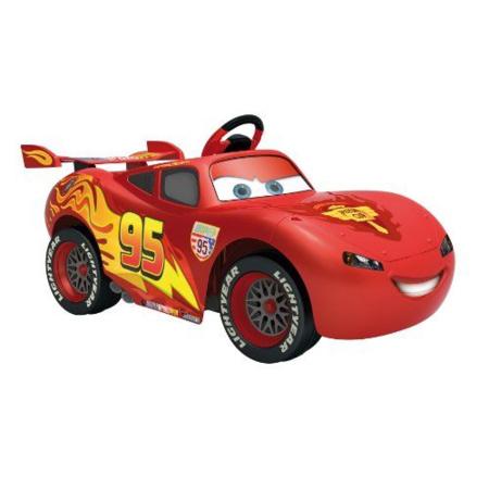 Voiture électrique Cars 2 - Flash Mc Queen FEBER 1