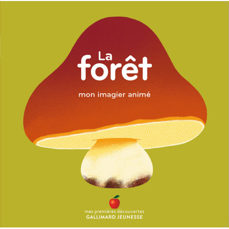 Livre La forêt GALLIMARD JEUNESSE 1