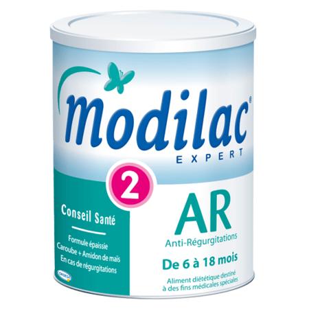Lait Expert Anti-regurgitation 2e âge - 900g MODILAC 1