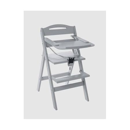 Chaise haute en bois MagicPouss VERTBAUDET 1