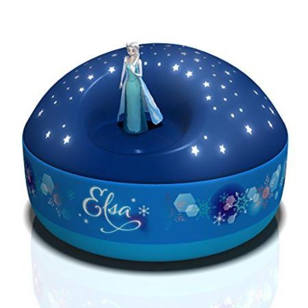 Veilleuse Elsa reine des neiges TROUSSELIER 1