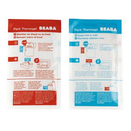 Sachets réfrigérant et chauffant BEABA 1
