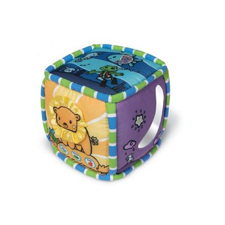 Mon Cube douceur sensations et musique LEAPFROG 1