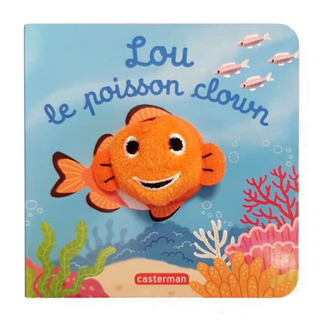 Livre Lou, le poisson clown CASTERMAN 1