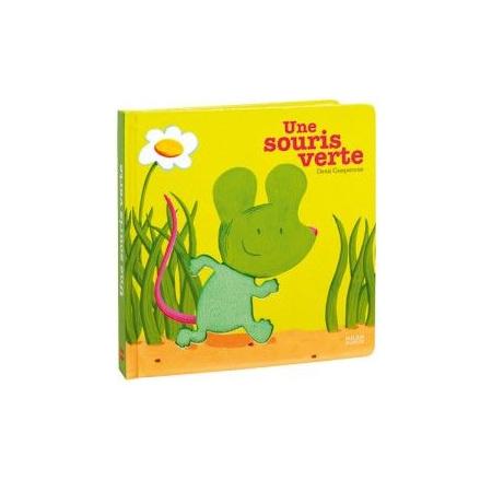 Livre Une souris verte MILAN 1