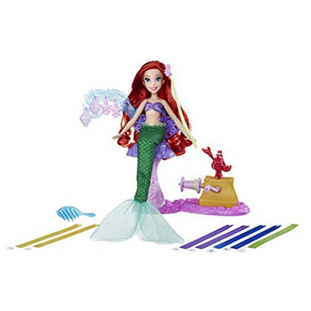 Ariel Coiffure Créations - Disney Princesses 1