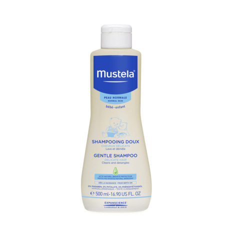 Shampooing doux MUSTELA 2