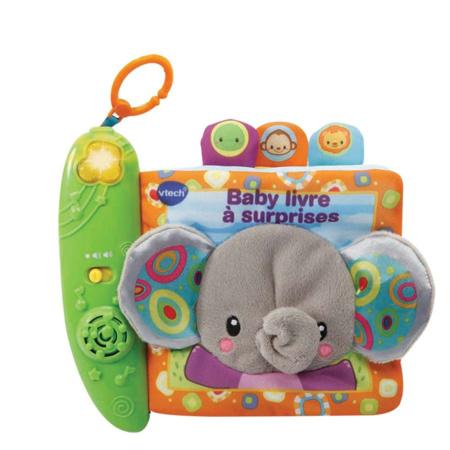 Baby livre à surprises VTECH 1