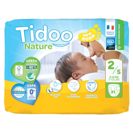 Couches écologiques Tidoo TIDOO 1