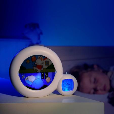 Indicateur de réveil Kid'Sleep Moon PABOBO 3