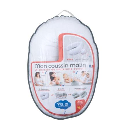 Coussin de maternité fibres 170 cm PTIT LIT 1