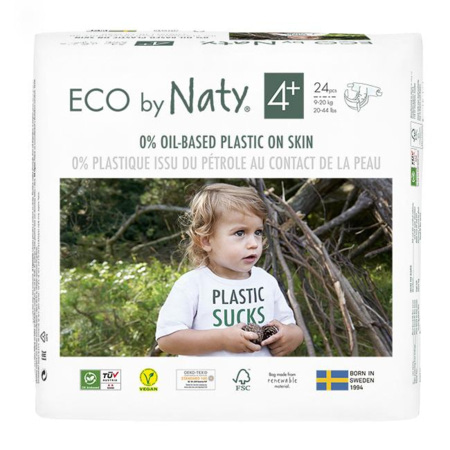 Couches Naty écologiques NATURE BABYCARE 3
