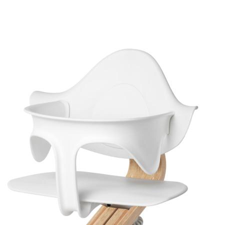 Arceau blanc de chaise haute Nomi mini  BEABA 1