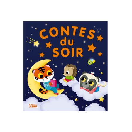 Livre Contes du soir EDITIONS LITO 1