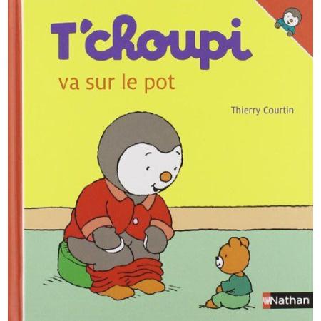 T'choupi va sur le pot NATHAN 2