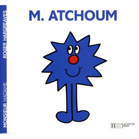 Livre Monsieur Atchoum 1