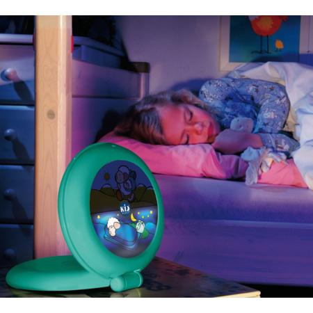 Veilleuse indicatrice de réveil Kid Sleep Globetrotteur PABOBO 6
