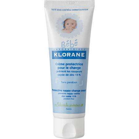 Crème protectrice pour le change KLORANE 1