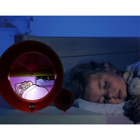 Veilleuse indicatrice de réveil Kid Sleep Classic PABOBO 2