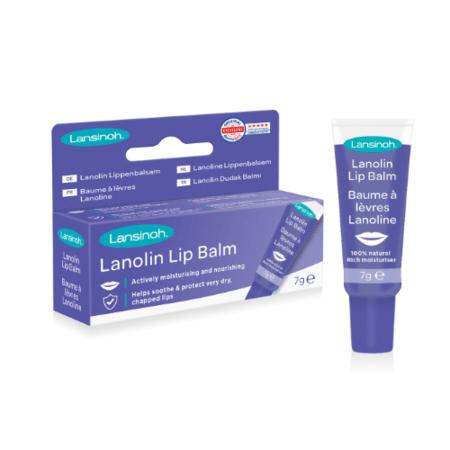 Baume à lèvres Lanoline LANSINOH 1