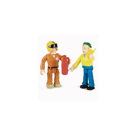 Sam Le Pompier - Sam et Charlie SMOBY 1