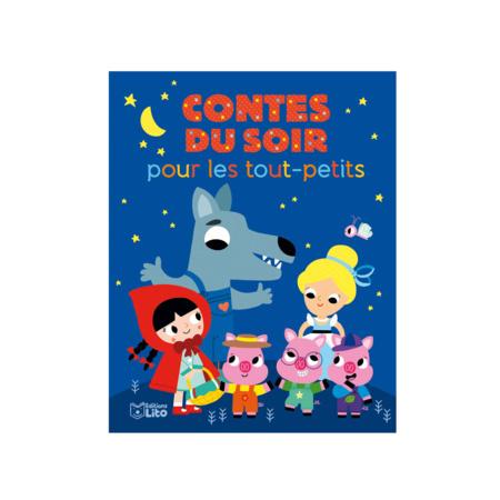 Livre Contes du soir pour les tout-petits EDITIONS LITO 1