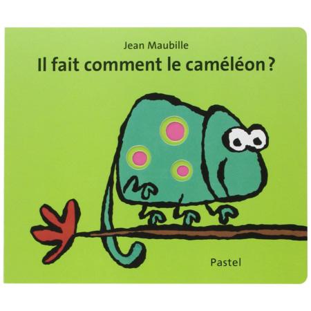 Il fait comment le caméléon ? 1