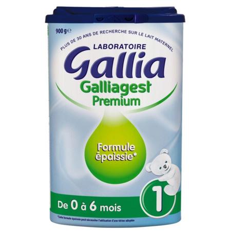 Lait Galliagest 1er âge 1